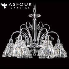 l2 11081 6 light asfour crystal chandelier