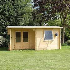 home office cabins. 6m x 5m waltons home office executive plus log cabin cabins