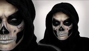 grim reaper makeup tutorial for shonagh scott showme makeup you