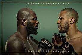 UFC Fight Night | Rozenstruik vs Gane
