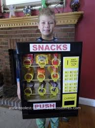 Homemade Vending Machine