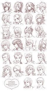 Hair Style Anime 200 best anime hair images hair reference anime 7758 by wearticles.com