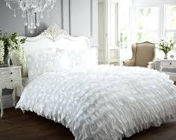 full size of waterfall ruffle duvet cover twin xl white waterfall ruffle duvet cover white ruched