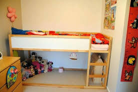 ikea wooden bunk bed weight limit