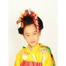 新日本髪 七五三ヘア Hairmake Opsisオプシスのヘアスタイル 美容