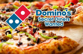get 50 s of free domino s vouchers as a secret diner