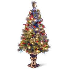 Fiber Optic  Christmas Trees  TargetSmall Fiber Optic Christmas Tree Target