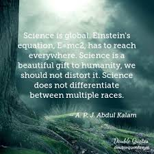 Beautiful Science Quotes Best of Beautiful Science Quotes Double Quotes
