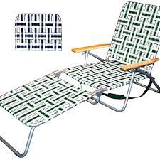 plastic tri fold lounge chair