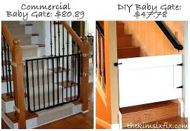 wood stairgate wooden stair gate for dogs a more decor cool decorative wood baby gates decorative baby