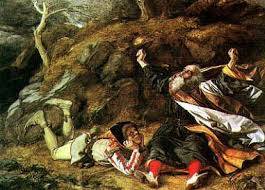 enjoying king lear by william shakespeare william dyce painting