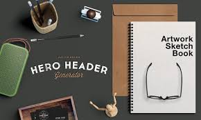 You can choose to create a mockup for your website, logo, social media this allows you to speed up your workflow and seemlessly create beautiful visuals for your website or social media. Hero Image Psd Mockup Website Banner Mockup Hunt
