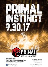 """Live Cagefights/Mixed Martial Arts """"Primal Instinct"""" 