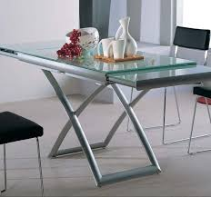 Transforming Extending Glass Table | Expand Furniture