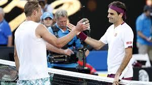 Tennis, Australian Open: Federer salva sette match point e batte Sandgren  al 5°. Semifinale contro Djokovic - la Repubblica
