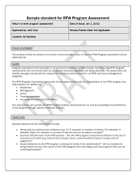 Attendance Policy Memo Sample | Best Templates