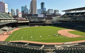 Target Field Baseball Seating Chart Heres How Target Field Becomes A Football Stadium Duluth