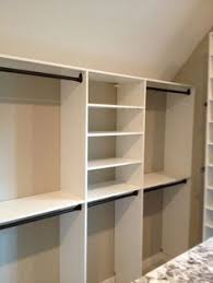 Small Picture designs for narrow closets with slanted ceilings Google Search