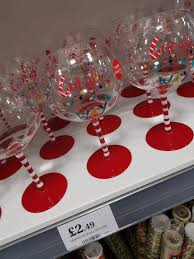 Home Bargains Christmas Lights Home Bargains Is Selling Christmas Themed Gin Glasses To Get