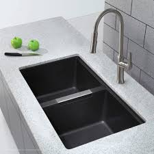 Kitchen Beautiful Menards Kitchen Sinks Steel Sink Black Double