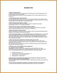 How To Make A Resume For Job Interview How To Write A Resume For Job Interview Sevte 40