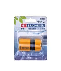 Купить <b>Коннектор BRIGADIER</b> с автостопом, <b>1/2</b> в торговых ...