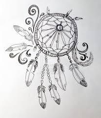 Dream Catcher Tattoo Sketch New Dreamcatcher Tattoo Design 81