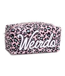 hm weirdo makeup bag