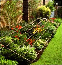 Small Picture Brilliant Garden Irrigation System Watering Lanw Stock Photo