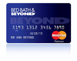 Bed Bath And Beyond Credit Card Reviews