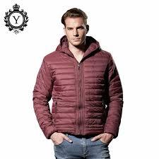 Mens Designer Padded Jacket Coutudi Mens Ultralight Winter Jackets Waterproof Puffer