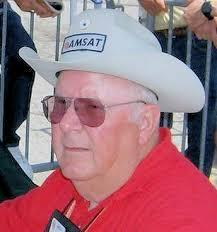 AMSAT, ARISS Veteran Keith D. Pugh, W5IU, SK