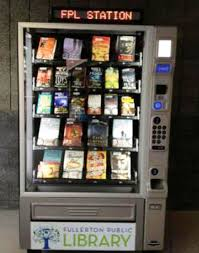 Used Book Vending Machine Cool Book Vending Machine 4848 The Fullerton Public Library In