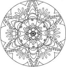 Small Picture Sun Mandala coloring page Free Printable Coloring Pages