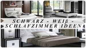 Schwarz Weiß Schlafzimmer Ideen Youtube