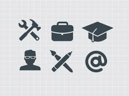 Resume Icons Classy Resume Icons By Kyle Adams Dribbble