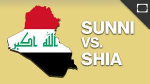 Comparison Chart Of Sunni And Shia Islam Sunni Vs Shia 15 Differences With Video Diffen
