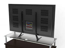 Tv Stand Black Table Top Tv Stand Black