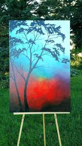interesting acrylic painting on canvas easy acrylic canvas painting ideas for beginners acrylic canvas painting