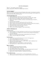 Creative Retail Jobs Creative Retail Jobs Supervisor Job Description Cv Vitaminac Info
