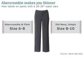Abercrombie Muscle Fit Size Chart How Abercrombie Keeps Customers Thin Marketwatch