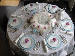 dining room table setting ideas midcityeast little bit everything tabletop
