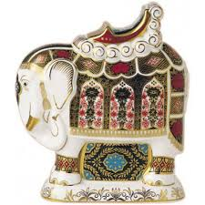 royal crown derby paperweights collection elephant large discontinued