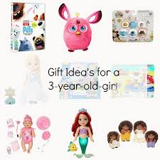 Christmas Gift Ideas for A Three Year Old Girl Gifts 2
