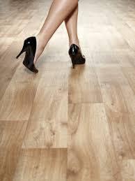 Vinyl Self Adhesive Laminate Flooring Wood Imitation