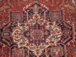 antique heriz rugs are treasured and highly sought after by enthusiasts and antique dealers alike