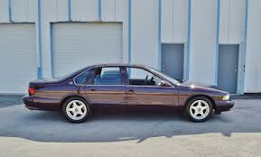 1996 Chevrolet Impala SS // LT1 5.7L V8 // Only 9400 Miles | Real ...