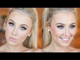 natural prom makeup tutorial you