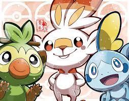 Pokemon Sword and Shield by miyuu490 | Pokemon, New pokemon game, Cute  pokemon