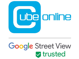 online cube google streetview trusted for business sales representative cube
